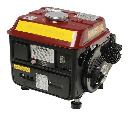 Motor Generador De Corriente Energia Exteriores Veredas