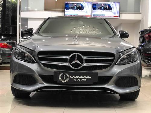 Mercedes-benz C 180 1.6 Cgi 16v Turbo Flex 4p Automático