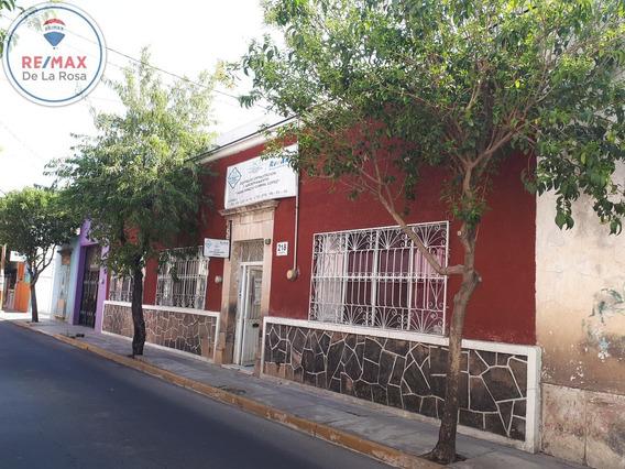 Oportunidad Casa En Venta Francisco I Madero Centro Histórico De La Ciudad