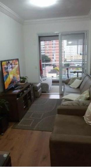 Apartamento Kitnet Para Venda Por R$480.000,00 Com 50m², 1 Sala, 1 Banheiro E 1 Dormitório - Vila Gomes Cardim, São Paulo / Sp - Bdi24565