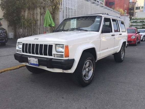 Jeep Cherokee Cherokee Sport 4x4 At 1996