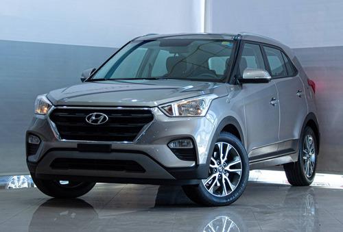 Imagem 1 de 15 de Hyundai Creta 1.6 16v Flex Pulse Automático