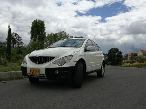 Ssangyong Actyion 2011 Diesel - Precio Negociable