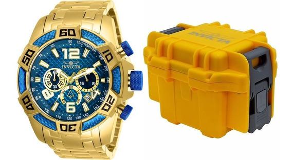 Relógio Invicta Pro Diver 25852 C/maleta Invicta Watch