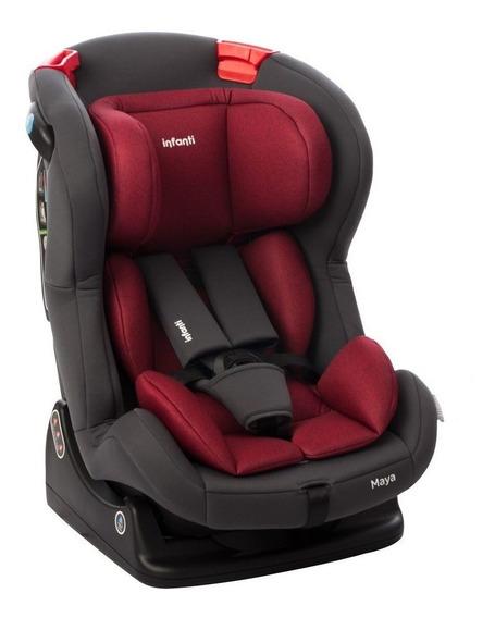 Bebe Conforto Cadeira Auto De 0 A 25kg Maya Rubi Infantil