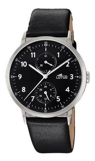 Reloj Lotus Retro 18509/4 Hombre Original Agente Oficial