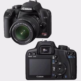 Câmera Profissional Dslr Nikon D3000 + Lente 18-55mm
