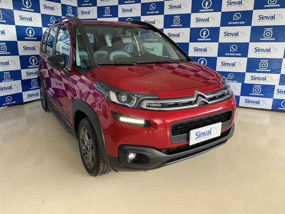 Citroën Aircross 1.5 Live 8v Flex 4p Manual
