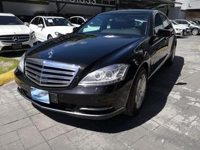 Mercedes-benz Clase S S600 Blindado