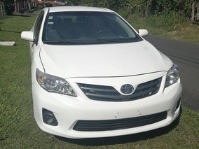 Vendo Toyota Corolla 2013 Excelente Estado