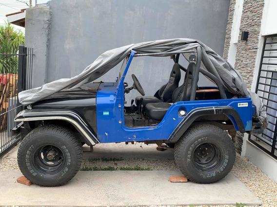 Jeep Jeep Ika 4x4 Corto