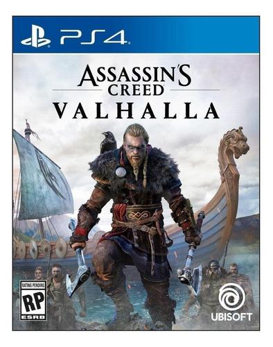 Assassin's Creed Valhalla Standard Edition Ubisoft PS4 Digital