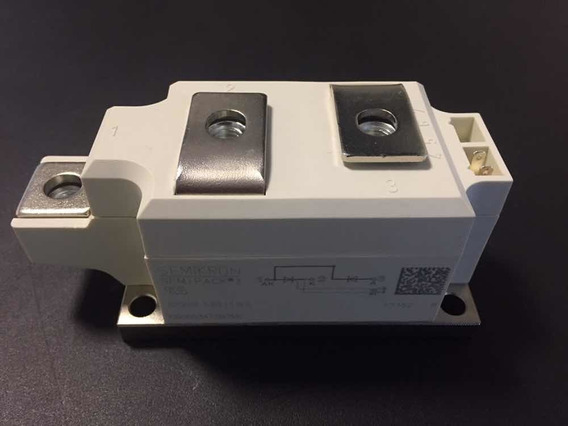 Tiristor Skkh330/18e Semikron Novo