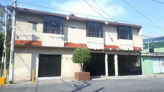 Casa En Venta En Industrial Ecatepec, Ecatepec De Morelos Rcv-035
