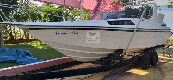Lancha Motorboat - Ano 1987 *