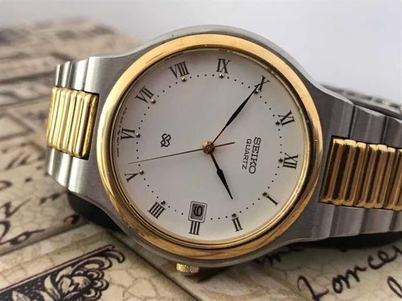 Reloj Seiko Quartz Vintage Combinado