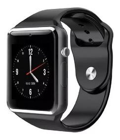Relógio Inteligente Smartwatch A1 Bluetooth Android