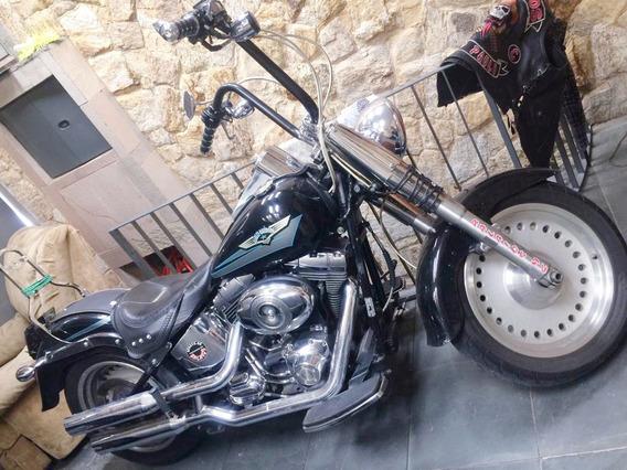 Harley Davidson Fatboy 2008