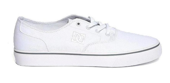 Tenis - Dc Shoes Flash 2tx- Blanco -300242xwww - Unisex