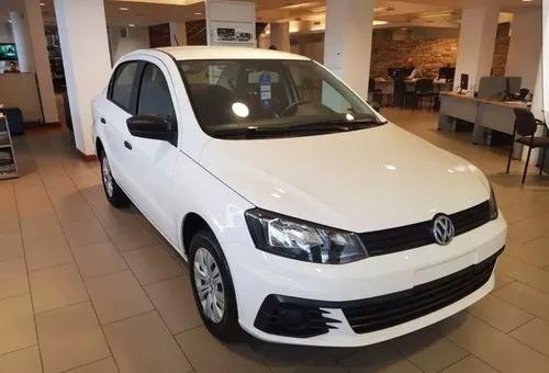 0km Volkswagen Voyage 1.6 Trenline 101cv Tasa 0% Alra Vw 01