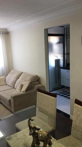 Apartamento Com 2 Dormitórios À Venda, 52 M² Por R$ 280.000 - Jardim Andaraí - São Paulo/sp - Ap6521