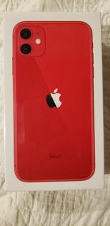 iPhone 11 Rojo 2020