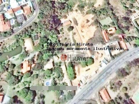 Imagem 1 de 5 de Chácara Com 2 Dormitórios À Venda, 8000 M² Por R$ 5.400.000,00 - Santa Rosa - Vinhedo/sp - Ch0047
