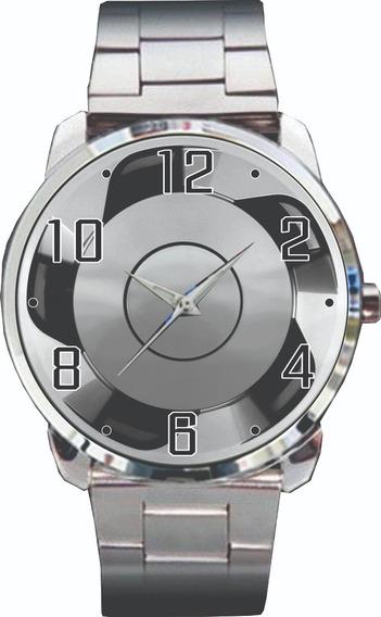 Relógio De Pulso Personalizado Roda Orbital Vw -cod.vwrp043