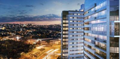 Apartamento Em Bela Vista Com 1 Dormitório - Ib4482