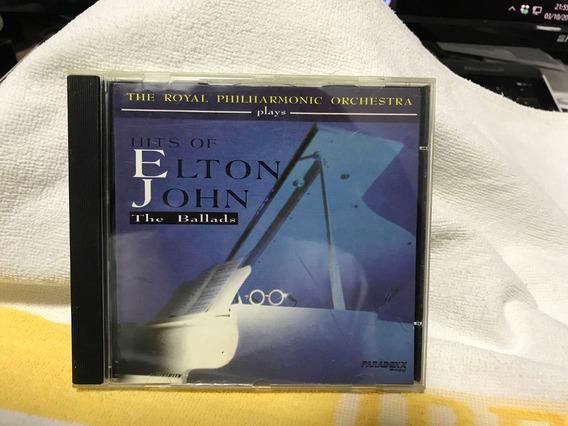 Hits Of Elton John Cd