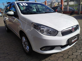 Fiat Grand Siena Essence Dualogic 1.6 16v Flex 2016