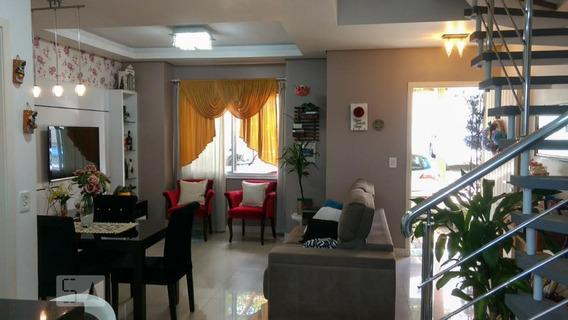 Casa Para Aluguel - Nossa Sra Das Graças, 3 Quartos, 92 - 893051536