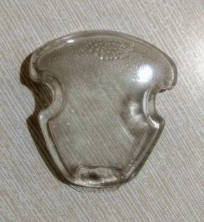1 Plastico Faro Patente Fiat 770/800/850-1500 4 Puertas