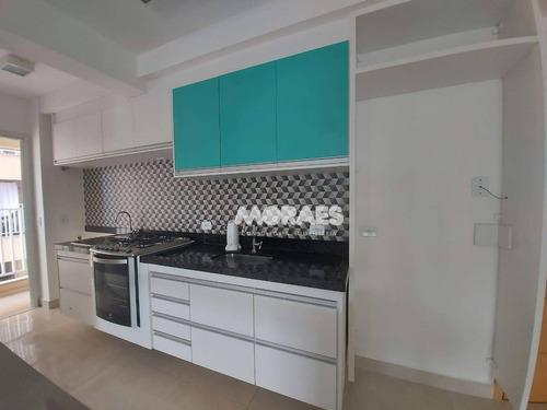 Apartamento Com 2 Suítes Para Alugar, 69 M² Por R$ 1.800/mês - Vila Nova Cidade Universitária - Bauru/sp - Ap1808