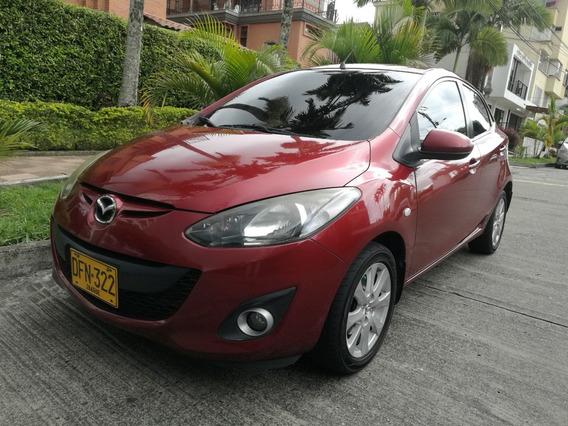 Mazda 2 Automático 2012 - F.e. - 1.500 Cc