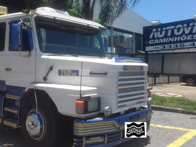 Scania 112 Hs 360 4x2 Ano 1988 R$ 55.000 Pneus Bons.