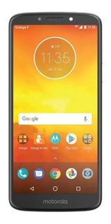 Motorola E5 16 GB Gris flash 2 GB RAM