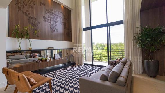 Casa Para Quem Gosta De Designer Moderno Com 3 Quartos, No Condomínio Athenas Em Valinhos/sp. - Ca6741