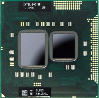 Procesador I5-520m