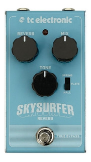 Pedal Efecto Reverb -boss Tc Electronic Skysurfer