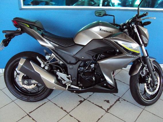 Kawasaki Z300 17/18 Std Campinas Sp