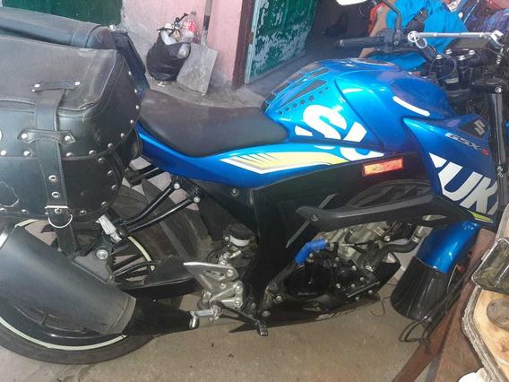 Kawasaki Gsx-s