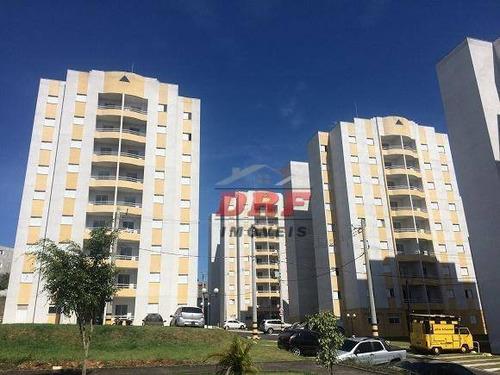 62 M² 2 Dorms Com Varanda - Próximo Ao Bom Clima - Ap0542