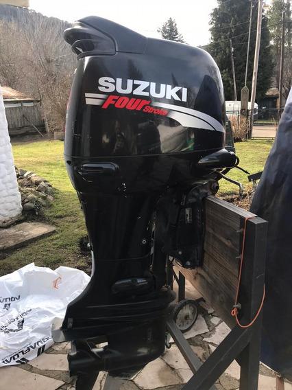 Motor Suzuki 140 Hp 4 Tiempos Pata Larga