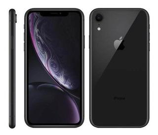 iPhone Xr Apple, Preto, 64gb, 6,1, Câmera 12mp - Mry42bz/a