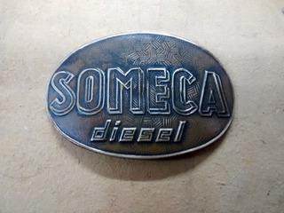 Insignia Tractores Someca Diesel