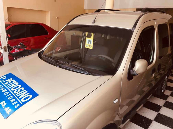 Renault Kangoo 1.6 2 Ath Plus 7as Da Aa Cd Pk Lc 2014