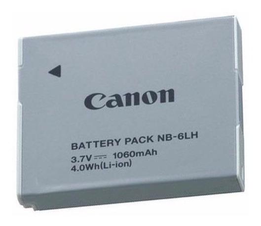 Original Bateria Canon Sx510 Sx170 S200hs Nb-6lh