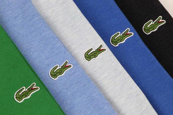 Polos Lacoste L1212 Originales Importadas