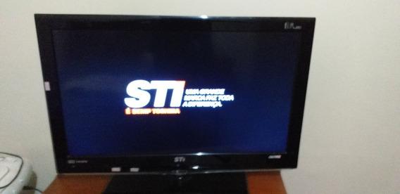 Tv 32 Polegadas Sti- C Defeito Mas Funcionando